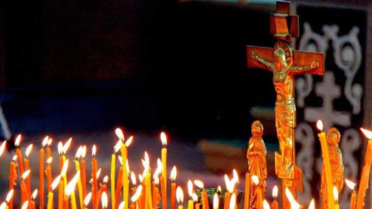 27 вересня Воздвиження Хреста Господнього 2019 – що не можна робити