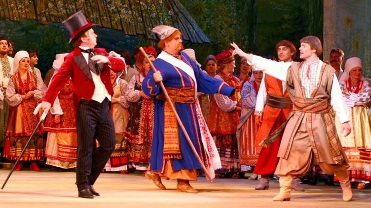 Національна опера у жовтні: кохання, гумор і запальні танці
