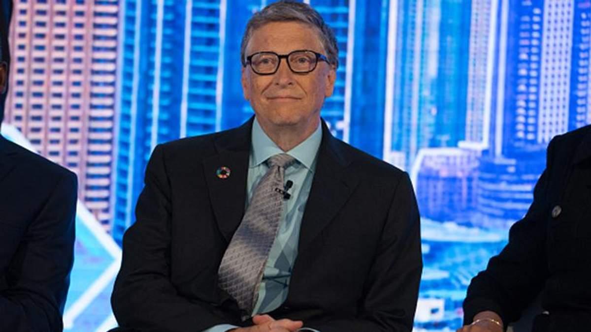 Білл Гейтс зізнався, що не користується смартфоном власної компанії Microsoft