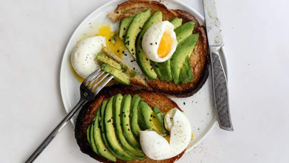 Три ідеї для правильного і смачного сніданку