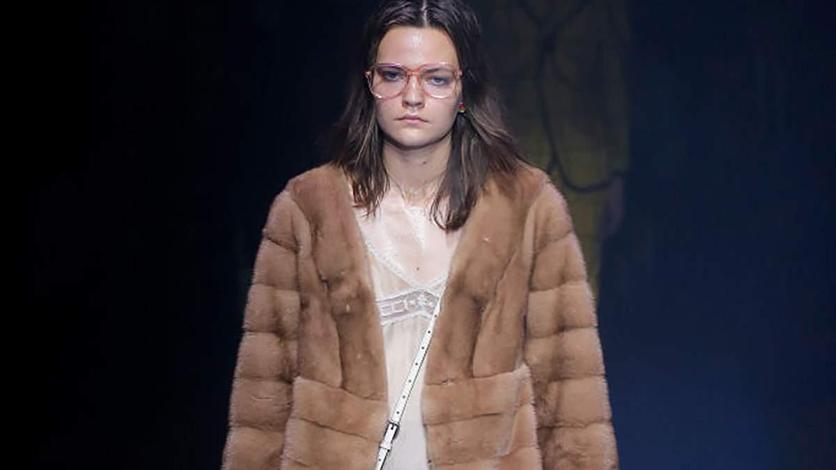 Gucci відмовляються від натурального хутра у своїх колекціях