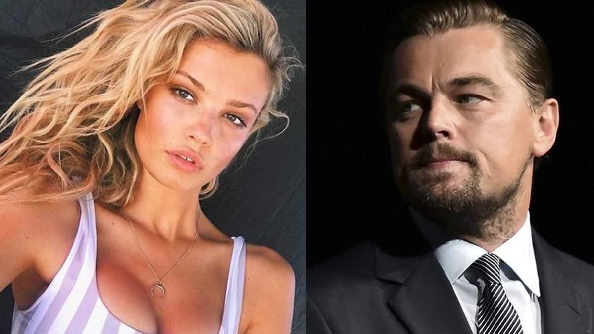 Леонардо Ди Каприо нашел новую девушку: сексуальные фото модели