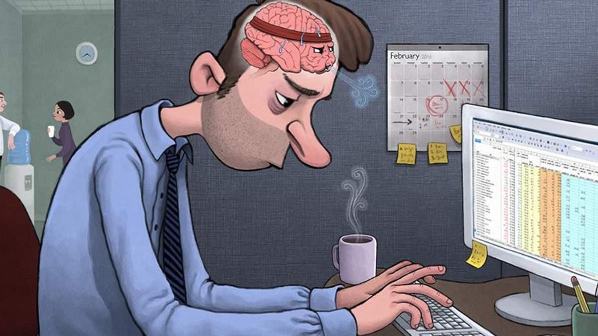 """5 ознак, що ви """"згораєте"""" на роботі і вам потрібен відпочинок"""