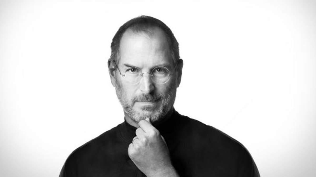 Стив Джобс на фотографии Альберта Уостона