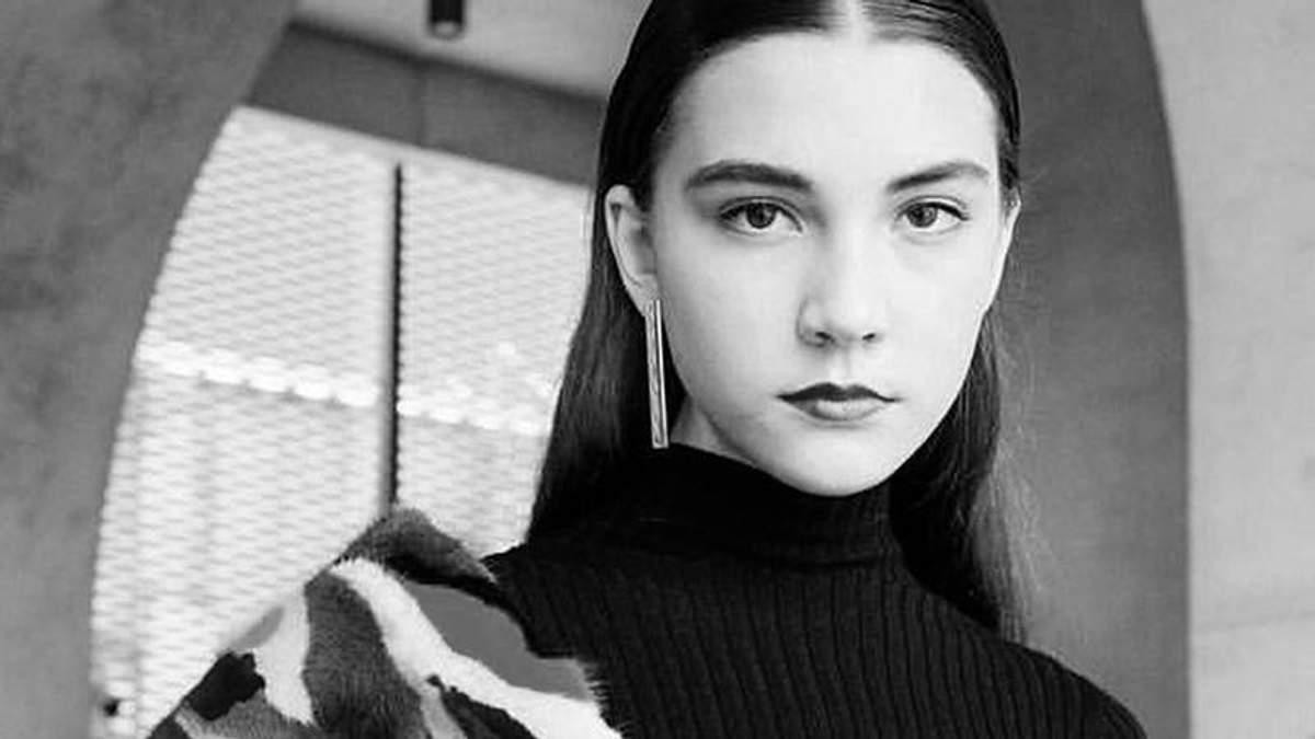 14-летняя модель Влада Дзюба умерла во время показа в Шанхае