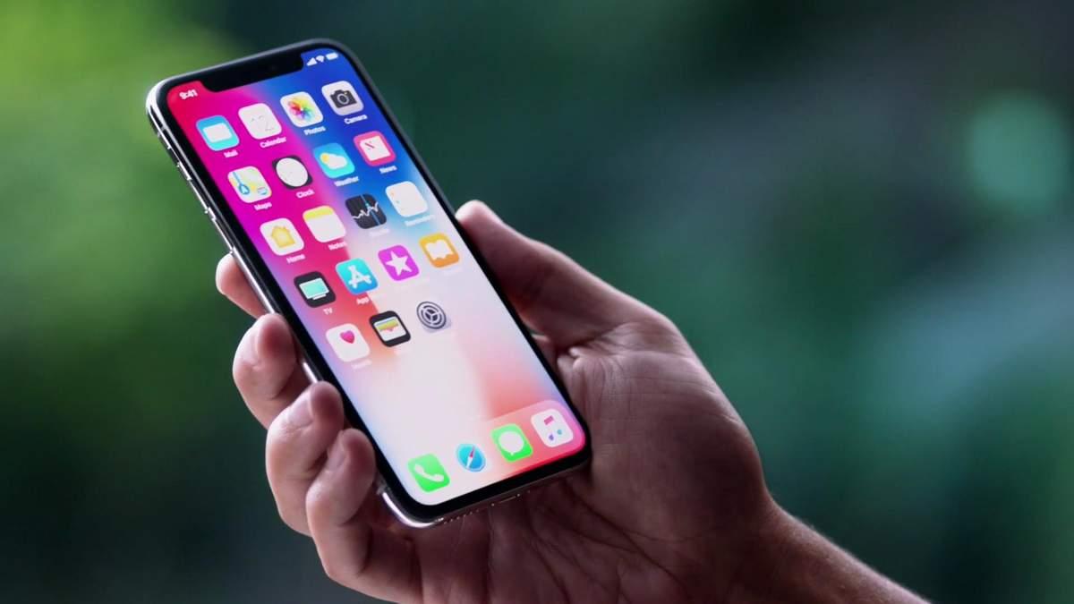 Купити iPhone X в Україні: коли стартує продаж та скільки коштуватиме смартфон