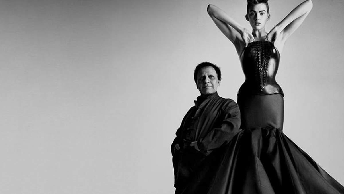 Помер відомий модельєр Аззедін Алайя, який створював еротичні образи для зірок