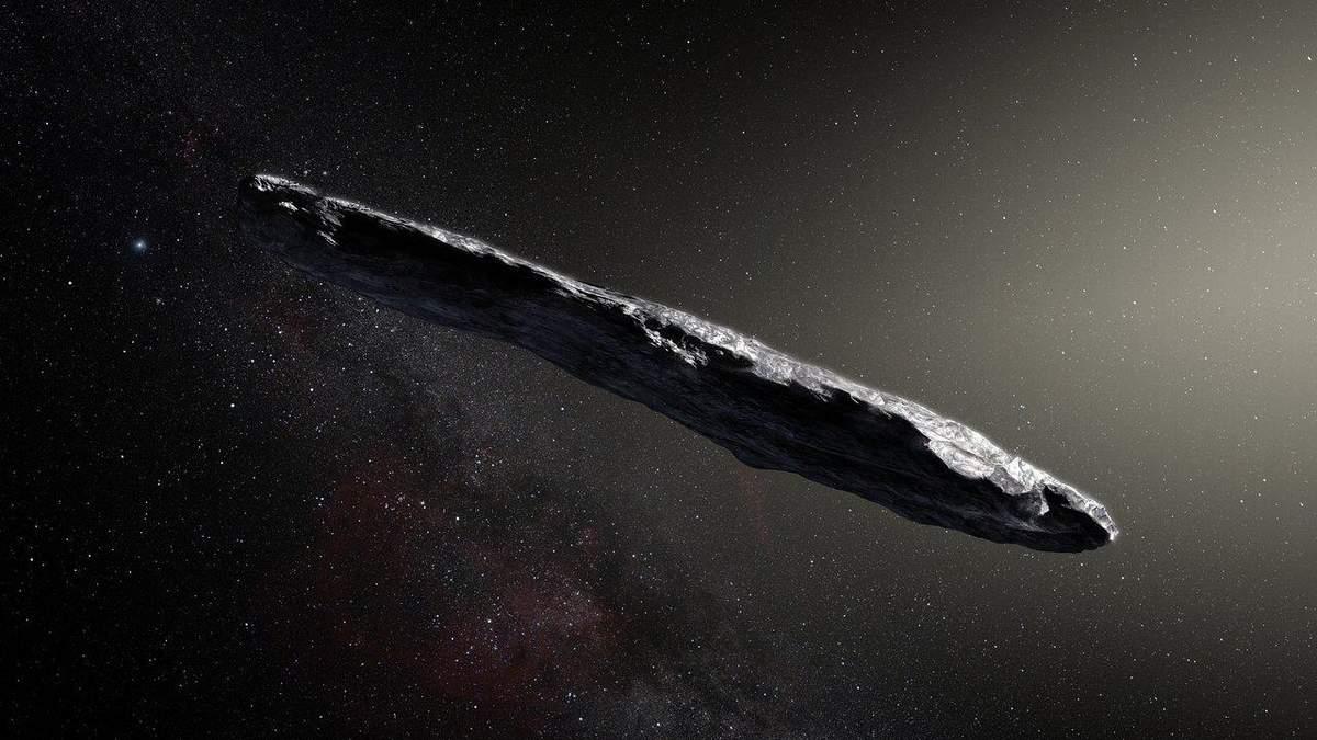 Астрономи вперше виявили астероїд з-поза меж Сонячної системи