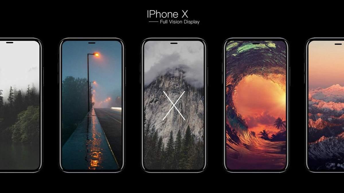 """У iPhone X """"виліз"""" ще один недолік: з'явились фото"""