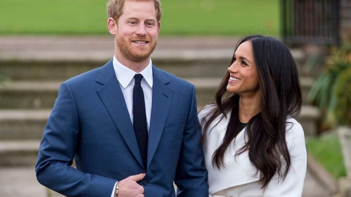 Принц Гаррі та Меган Маркл заручилися