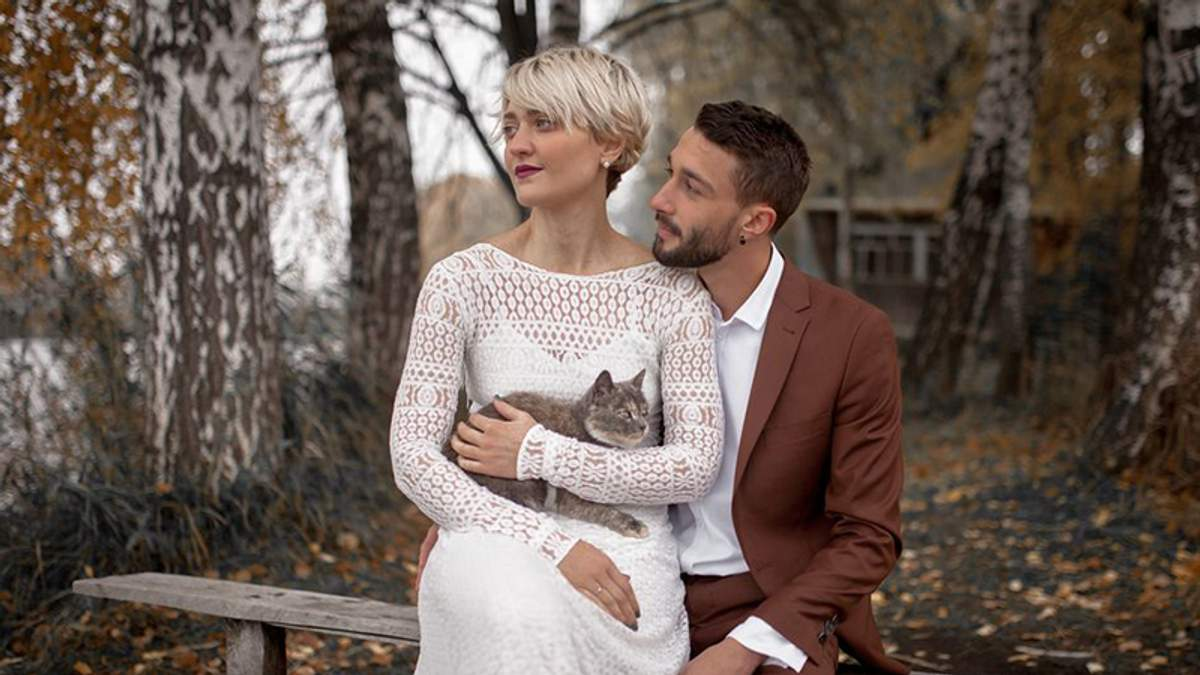 Віра Кекелія та Роман Дуда одружилися