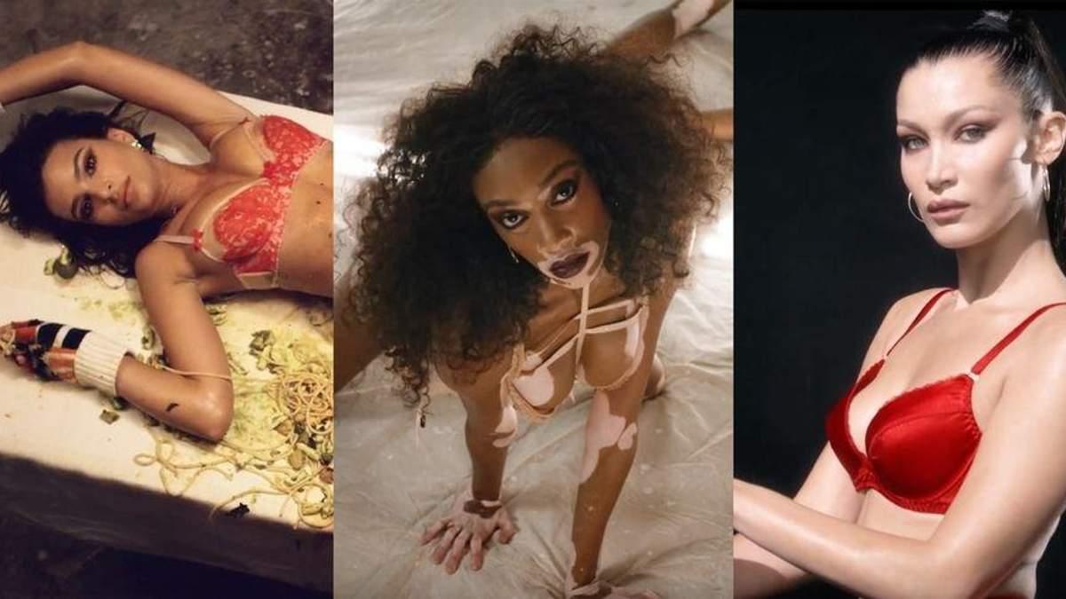 У гарячому календарі Love Magazine зібрались найкращі моделі світу: пікантне відео