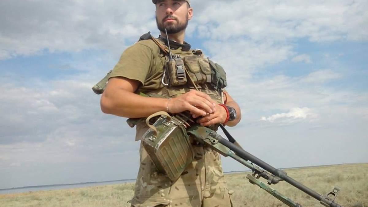 """Война сводит разных мужчин в братство: воспоминания о фронте молодого бойца ВСУ """"Сокола"""""""