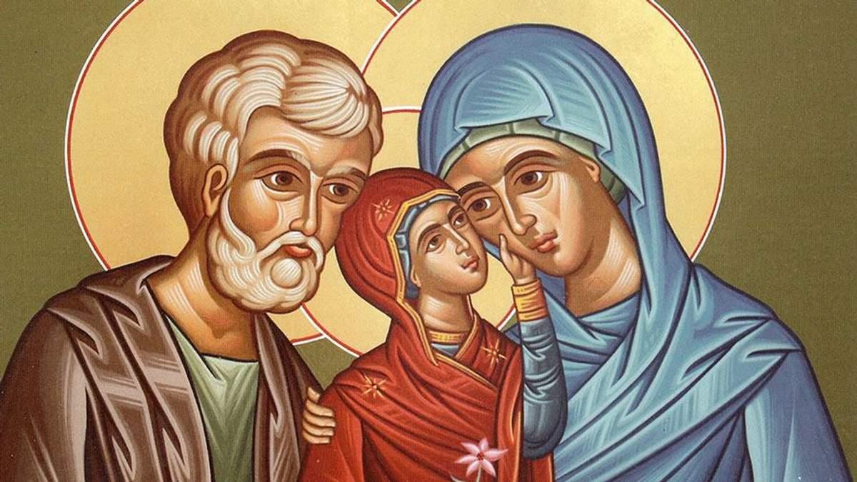 День Анни 2018 - 22 грудня 2018 свято Святої Анни