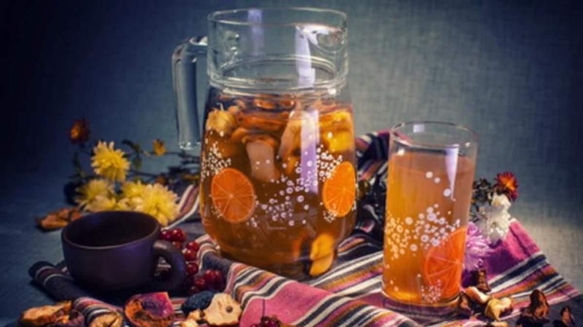 Узвар из сухофруктов на Святой вечер 2020 – рецепт узвара