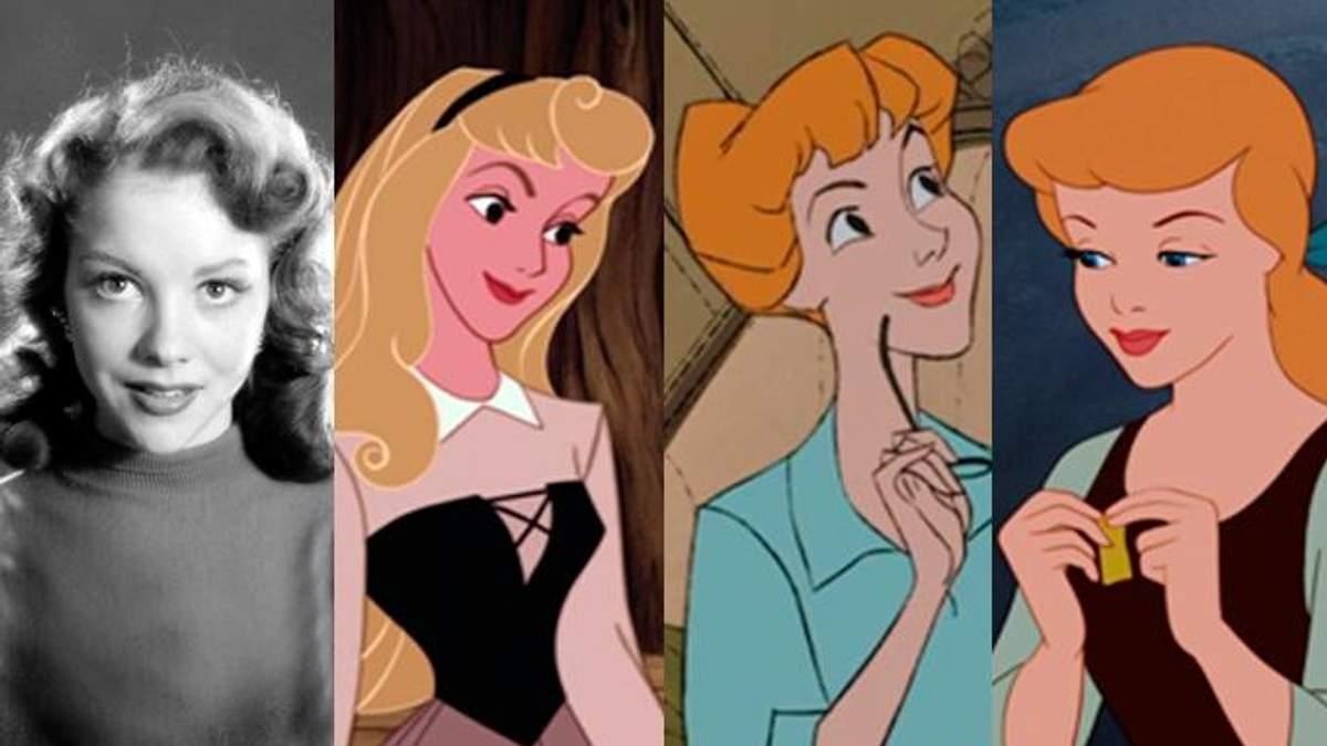 Принцеси і принци серед нас: фото реальних людей, які стали прототипами для героїв Disney