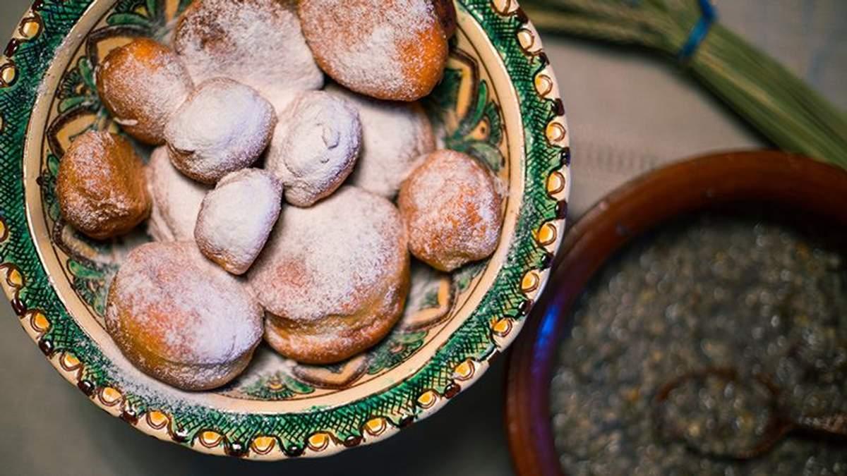 Рецепт пампушек а Рождество 2020 – блюда на Святой Вечер