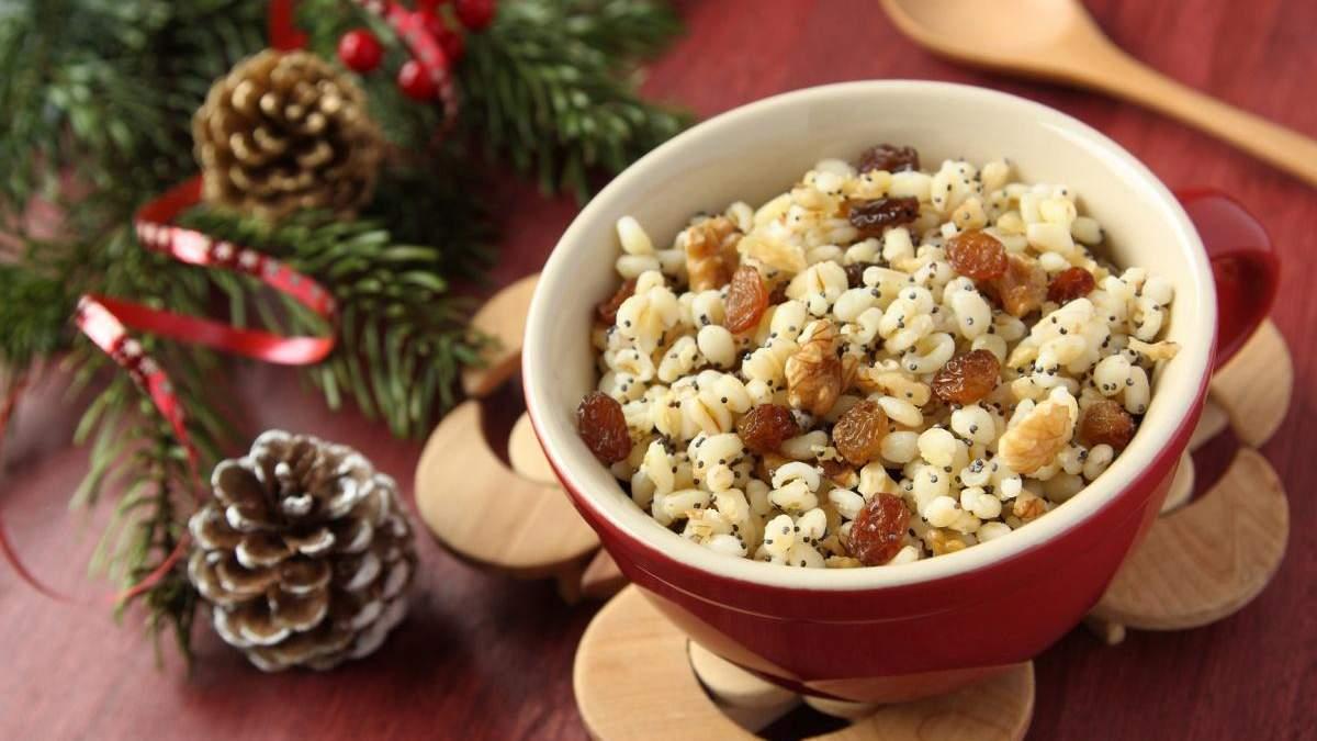 Рецепти куті з пшениці і рису: як приготувати
