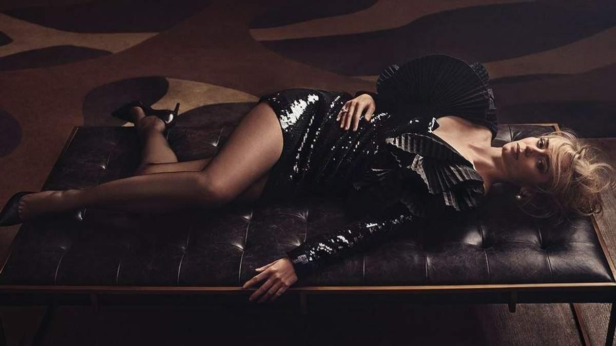 Роскошная Эмили Блант стала лицом глянца Vanity Fair: элегантные фото