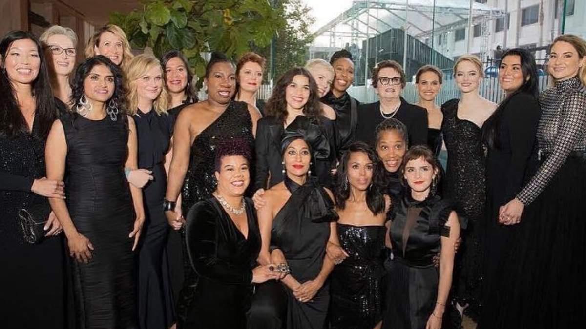 Золотой глобус 2018: фото с красной дорожки – лучшие платья