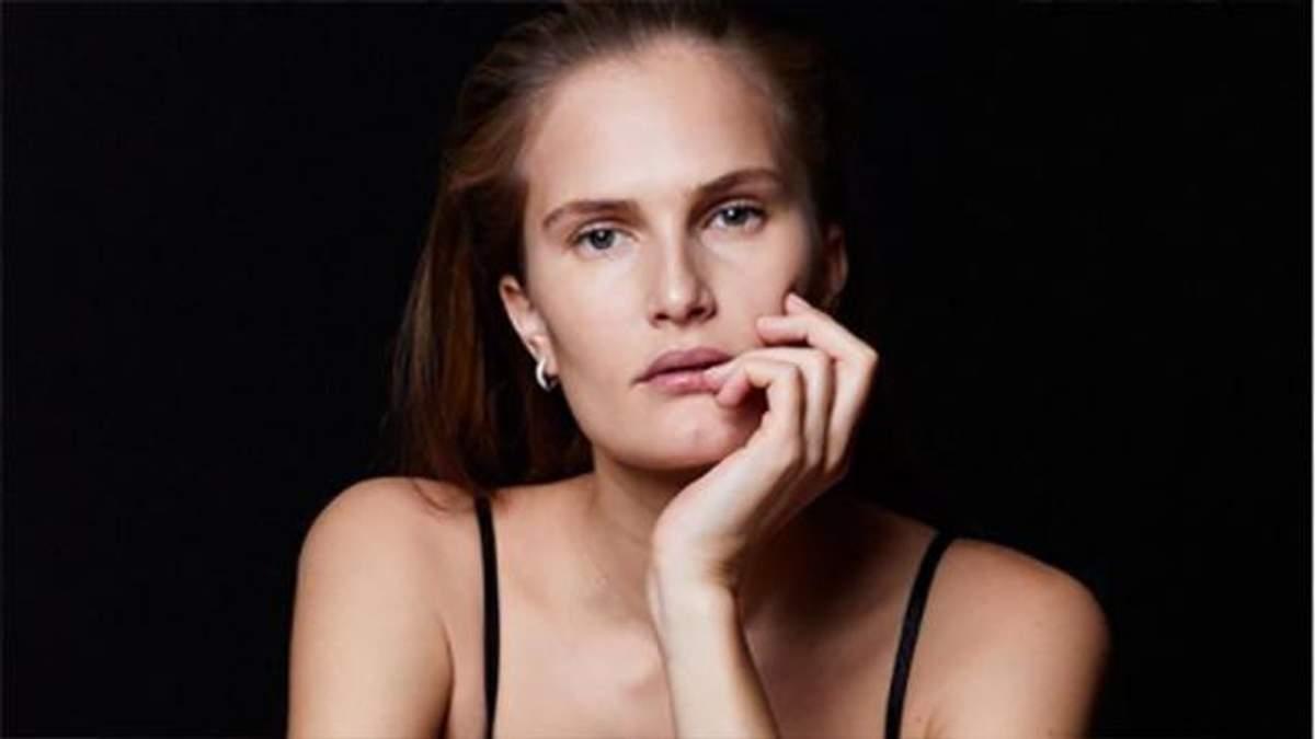 Украинская модель снялась для немецкого Elle: элегантные фото