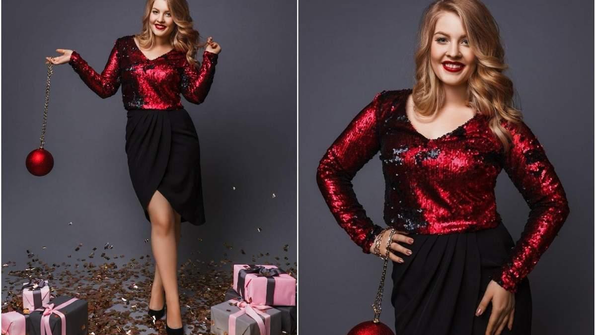 Весить 40 килограммов – ненормально, – украинская plus-size модель рассказала о стандартах красо