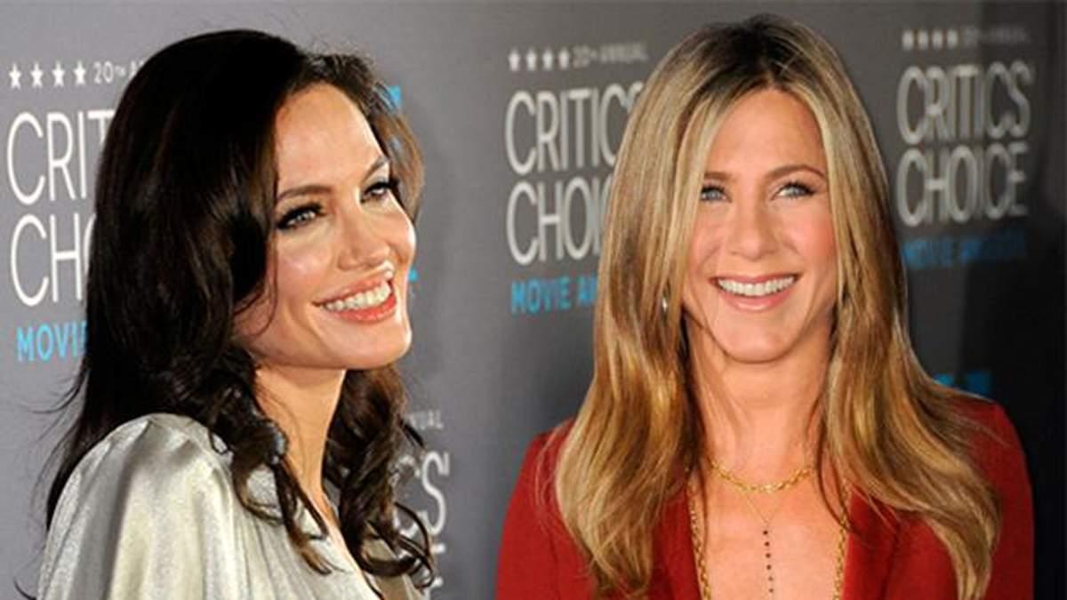 Энистон или Джоли: голливудский актер рассказал, кто лучше целуется