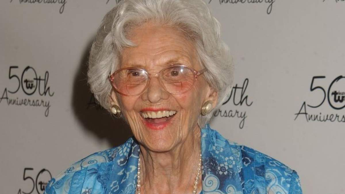 Померла найстаріша актриса Голлівуду