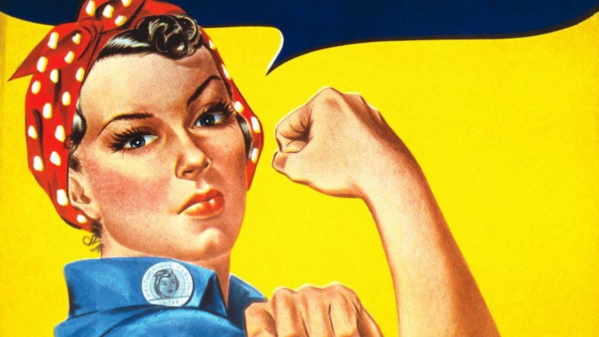 Померла Наомі Паркер Фрейлі – модель із культового плакату We can do it!