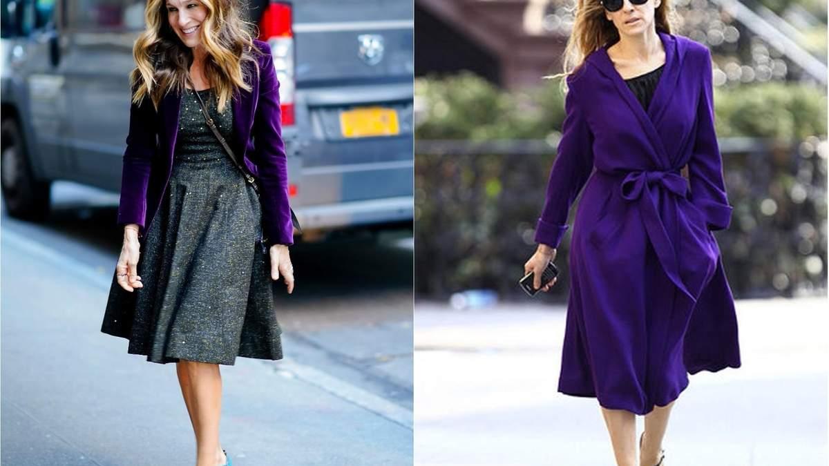 Как сочетать в одежде самый модный цвет 2018: стильные образы
