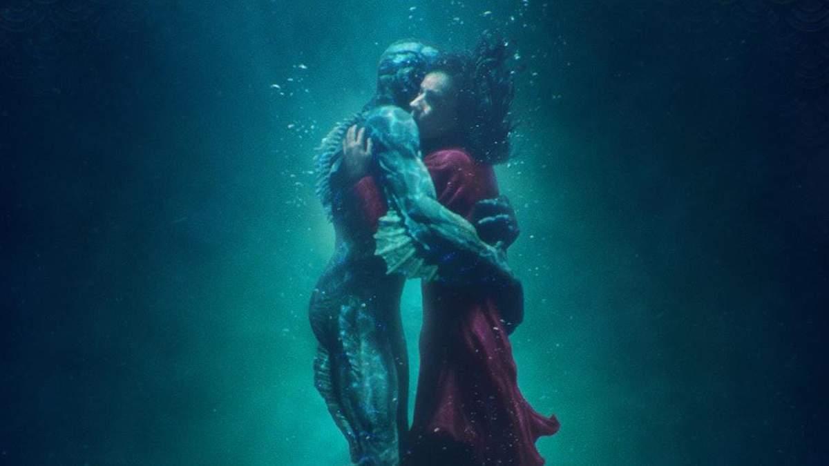 """""""Форма води"""": чому варто подивитись кіно, яке має найбільше номінацій на Оскар-2018"""