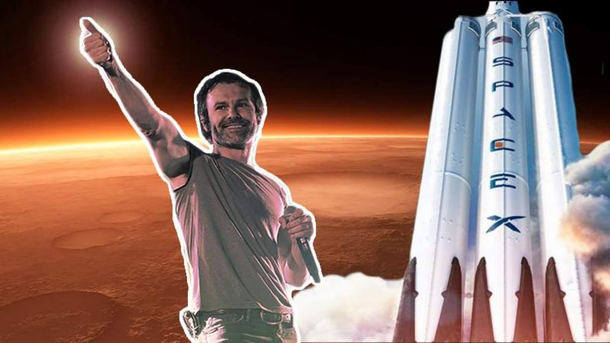 Святослав Вакарчук побував на екскурсії на SpaceX: яскраві фото