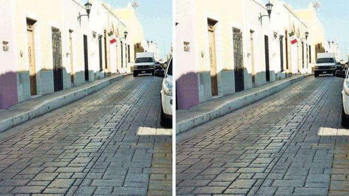Фотографии под разным углом: в сети сходят с ума от новой оптической иллюзии