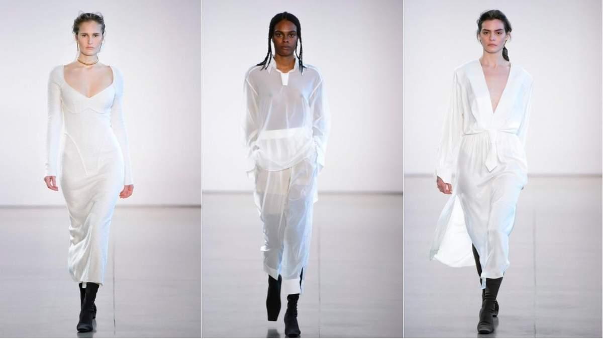 Українська дизайнерка Світлана Бевза представила колекцію у Нью-Йорку: фото