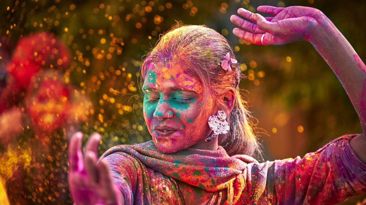 Свято Холі – найбарвистіший фестиваль Індії