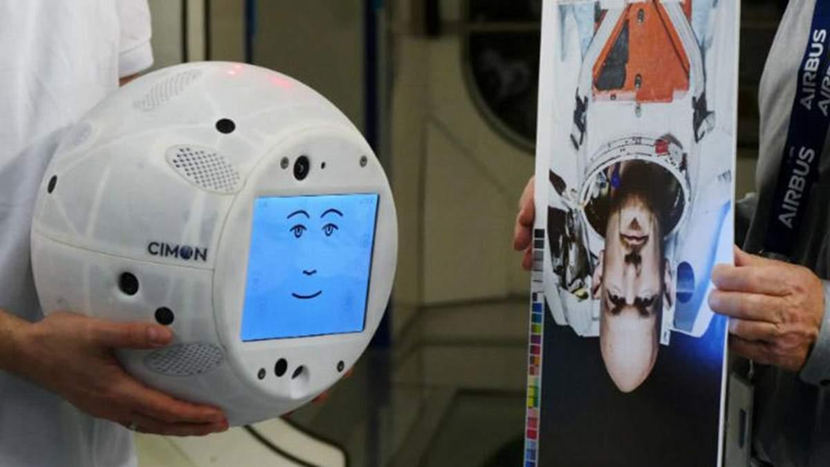 Науковці похизувались створенням нового робота зі штучним інтелектом