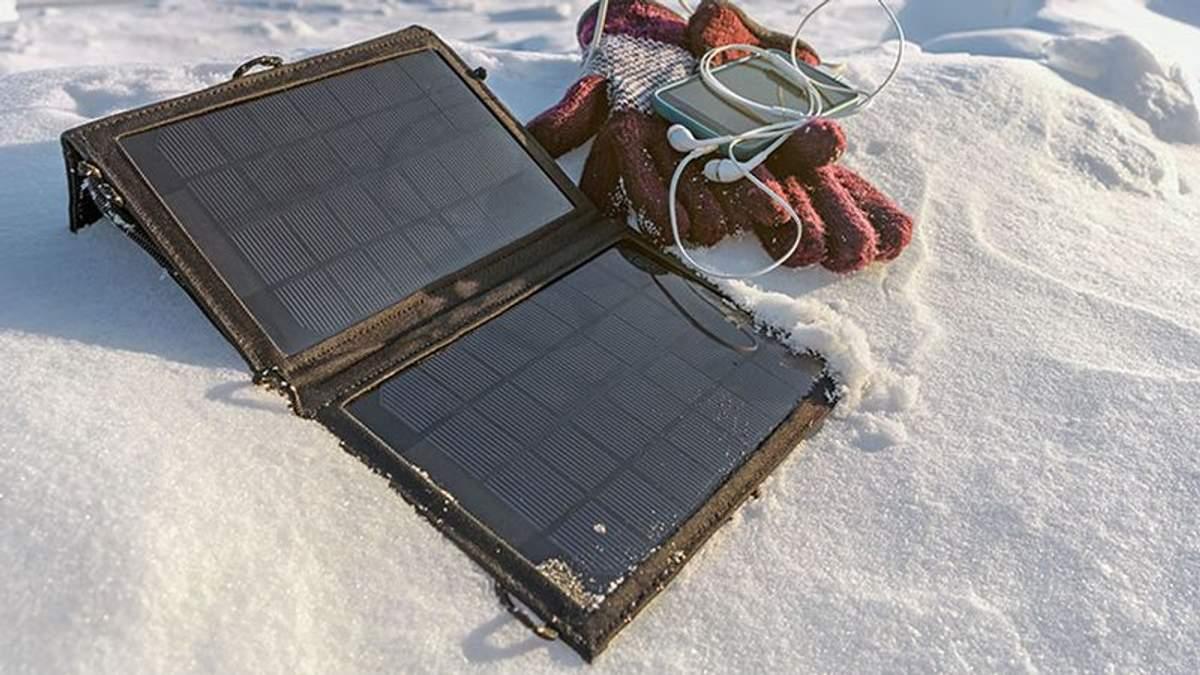 Науковці винайшли унікальний акумулятор, який може працювати за будь-яких погодних умов