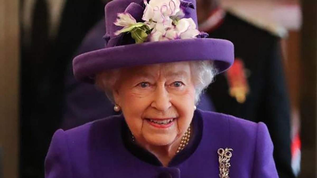 Елизавета ІІ в Лондоне