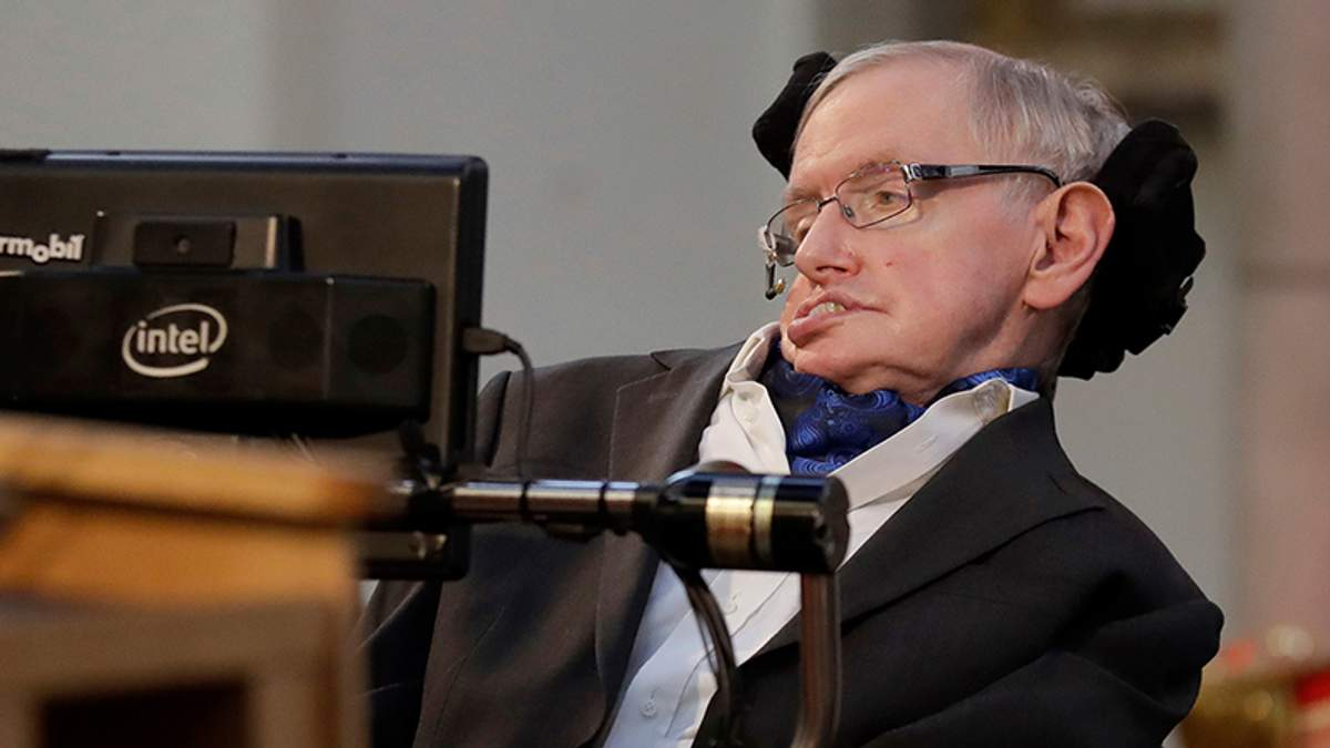 Умер Стивен Хокинг: причина смерти известного физика