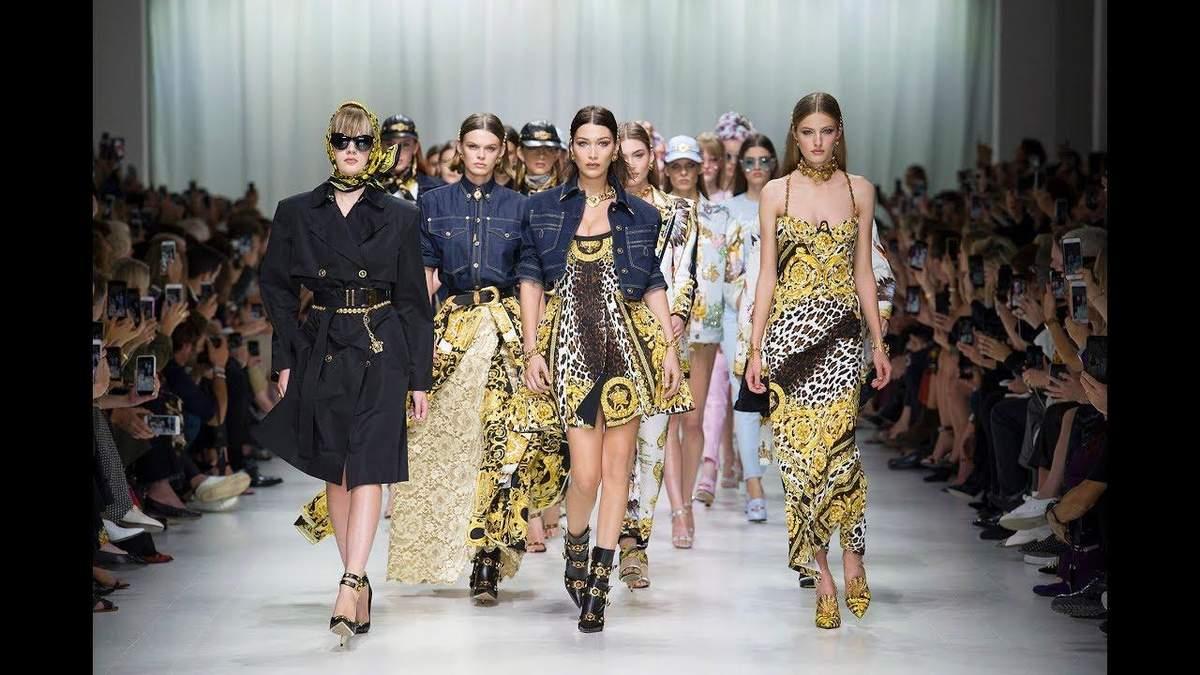 Элитный бренд Versace отказался от использования натурального меха животных