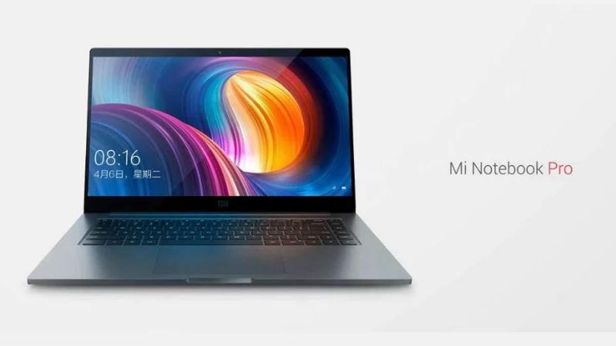 Xiaomi випустить ігровий ноутбук