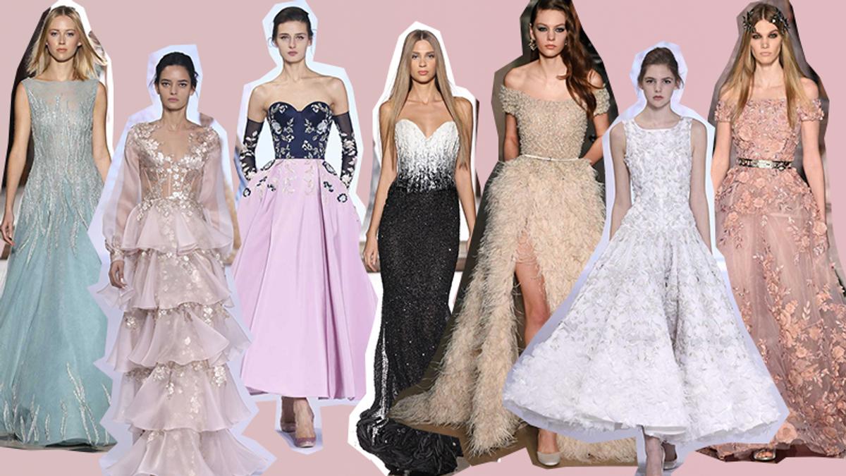 Платья на выпускной 2018: как выбрать платье - тренды 2018