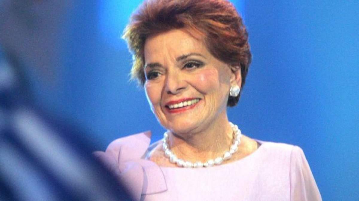 Померла перша переможниця Євробачення Ліз Ассія