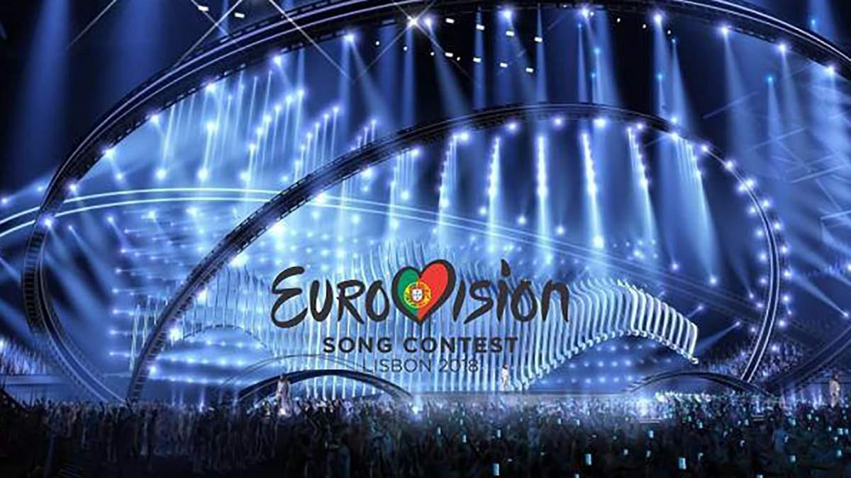 Євробачення 2018: порядок виступу України і всіх учасників