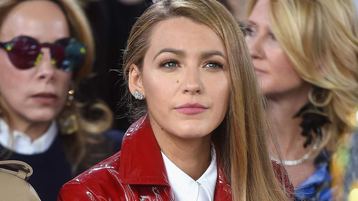 Блейк Лайвли удалила все фото в Instagram: что случилось с актрисой