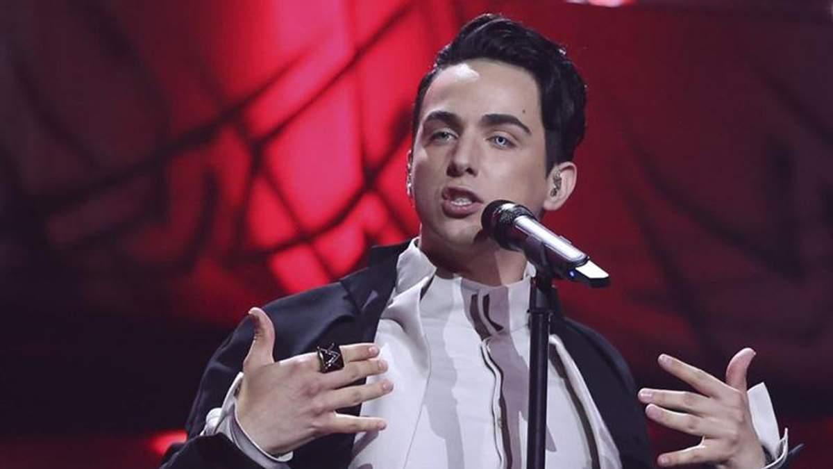 Евровидение 2018: MELOVIN