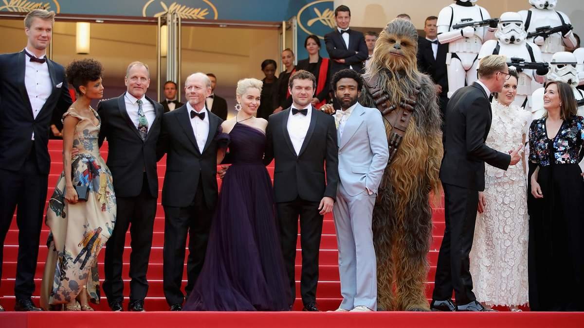 """Команда фільму """"Соло: Зоряні війни. Історії"""""""