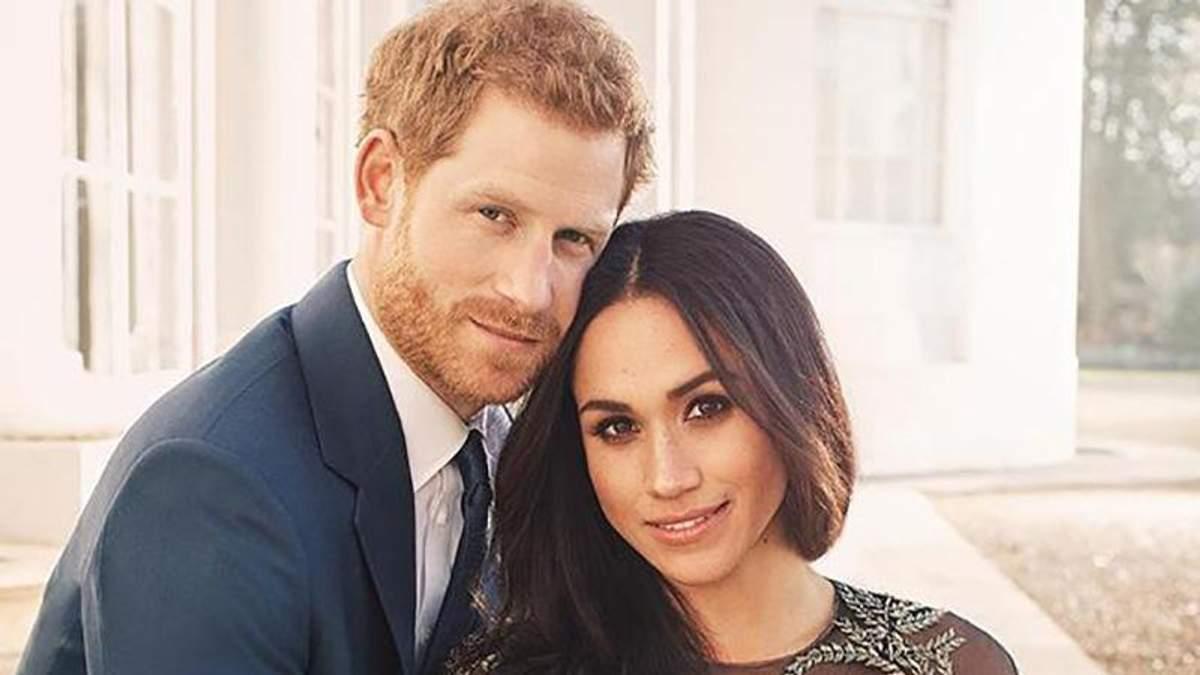 Свадьба принца Гарри и Меган Маркл