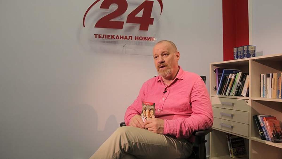 """Як не дати померти українському кіно: ексклюзивне інтерв'ю з героєм фільму """"Донбас"""""""