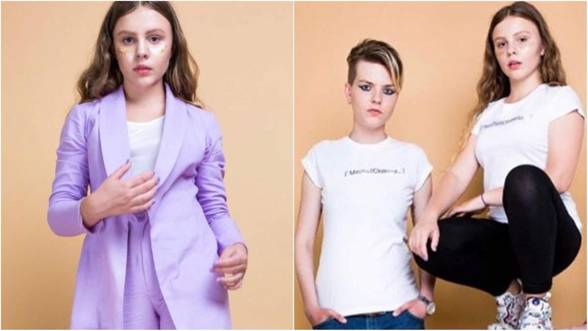 12-летняя дочь Ольги Фреймут стала дизайнером